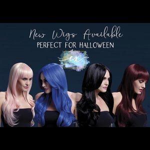 Wigs Weblink on profile